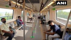 Extension Of Delhi Metro's Grey Line Postponed For Two Weeks Due To Road Issue