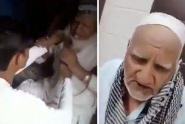Elderly Man Assaulted in Ghaziabad, Beard Cut Off For Not Chanting 'Jai  Shri Ram'; Video