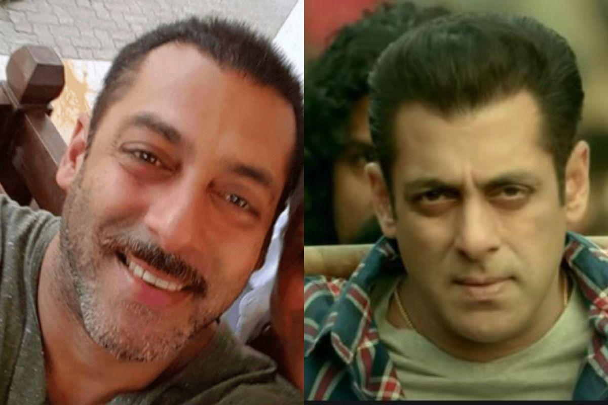 Actor's Shocking Before and After Makeup Photos - Salman Khan