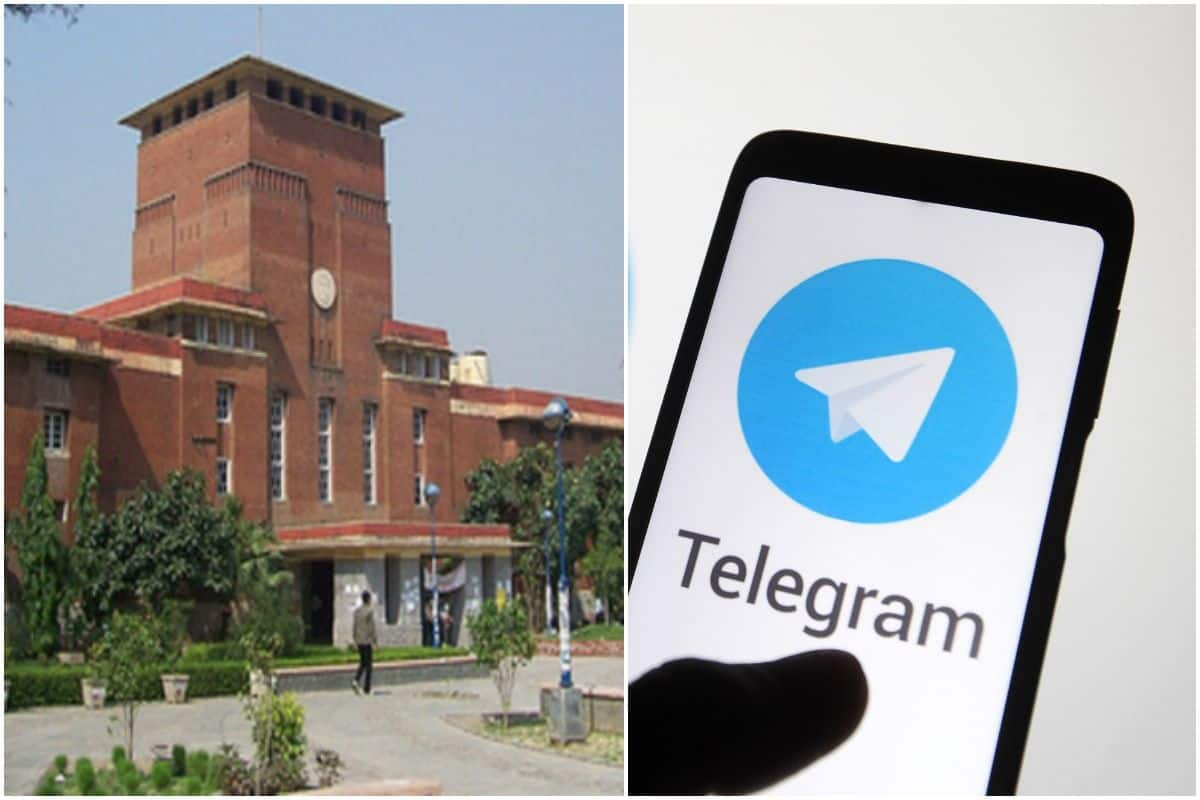 Heres Why DU Has Asked Telegram To Block Students' Exam Group