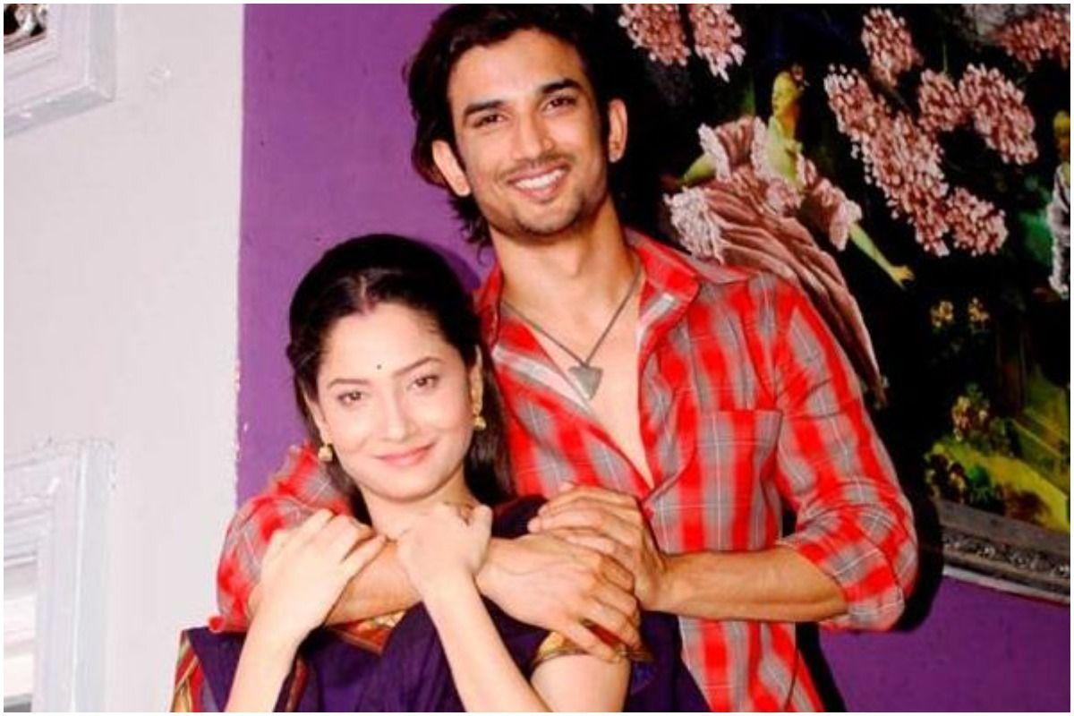 Ankita Lokhande- Sushant Singh