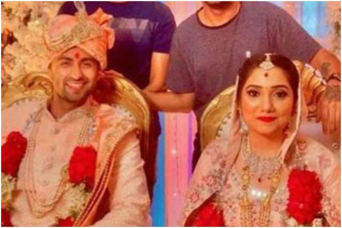 Actor Ankit Gera Ties Knot To An NRI From Nigeria In An Intimate Wedding Ceremony