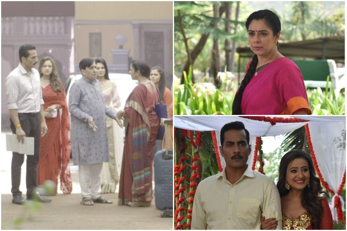 Anupamaa Mega Twist – Anupama-Kavya to Live Under Same Roof With Vanraj After Bapuji Decision?