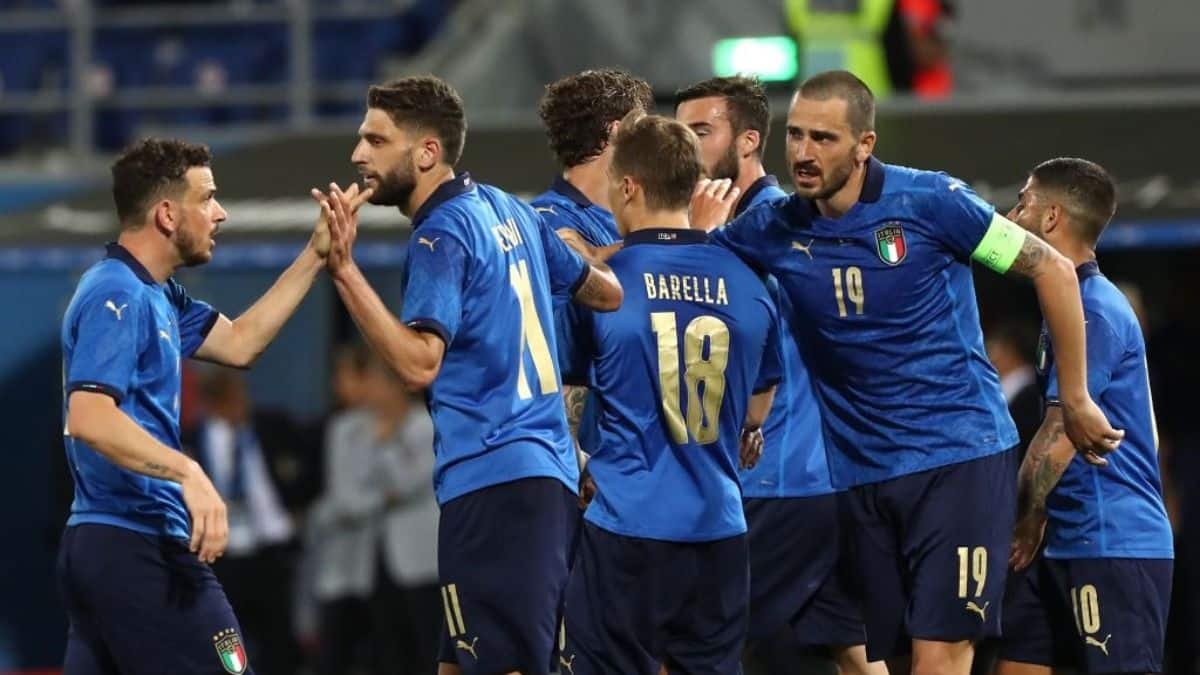 Italy vs Spain Live Streaming Euro 2020 Semi-Final in India: Squads, Team News, Timing 12:30 AM IST July 7 - Where to Watch CRO vs SPN Live Stream Football Match Online; TV Telecast