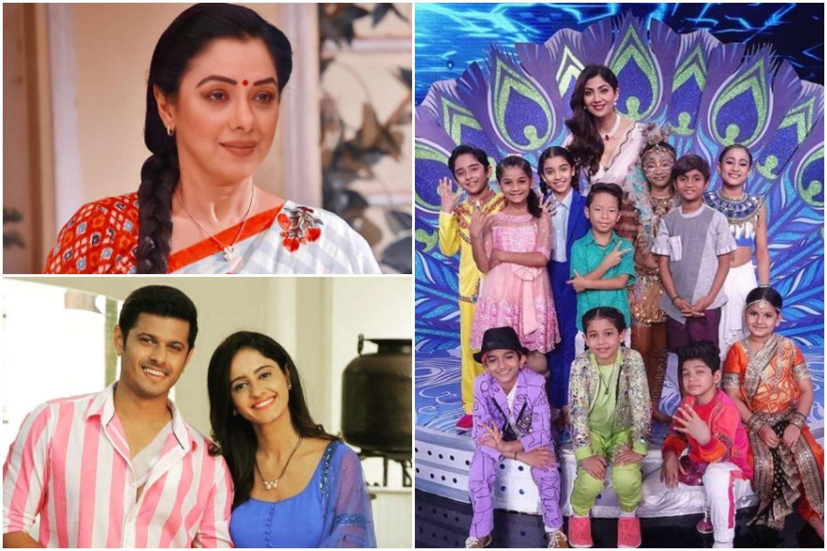 TRP Report Week 23: Anupamaa Maintains Top Spot, Taarak Mehta Ka Ooltah Chashmah Slips To No. 5 | Full List