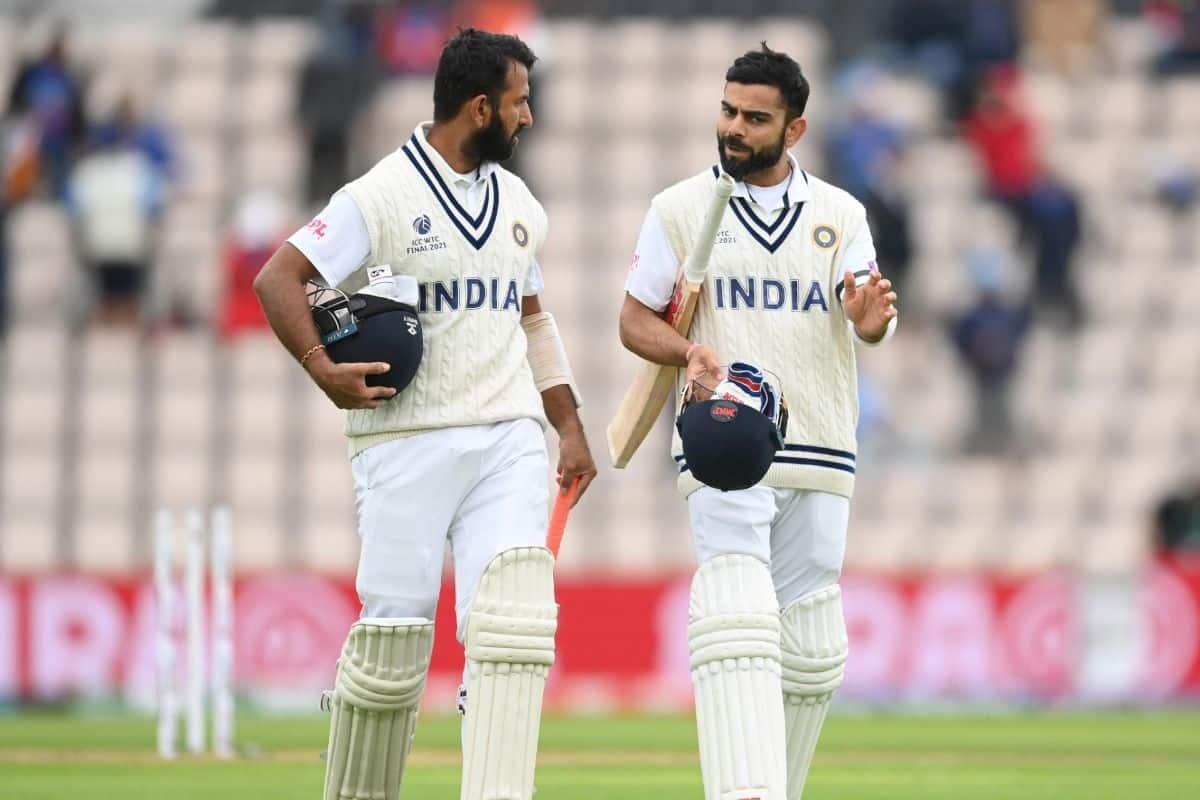 WTC Final   India vs New Zealand   Sachin Tendulkar Reckons Losing Virat Kohli, Cheteshwar Pujara Early in WTC Final Day 6 Put Pressure on India