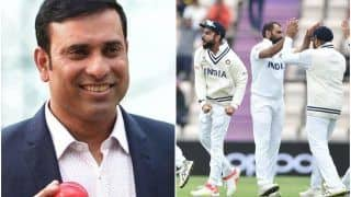 WTC Final: Mohammed Shami's Pace Did Not Drop – VVS Laxman Hails Fast Bowler's Breathtaking Spell