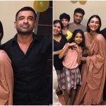 Eijaz Khan Takes Pavitra Punia Home to Celebrate His Nephew's Birthday, Check Out These Viral Pics