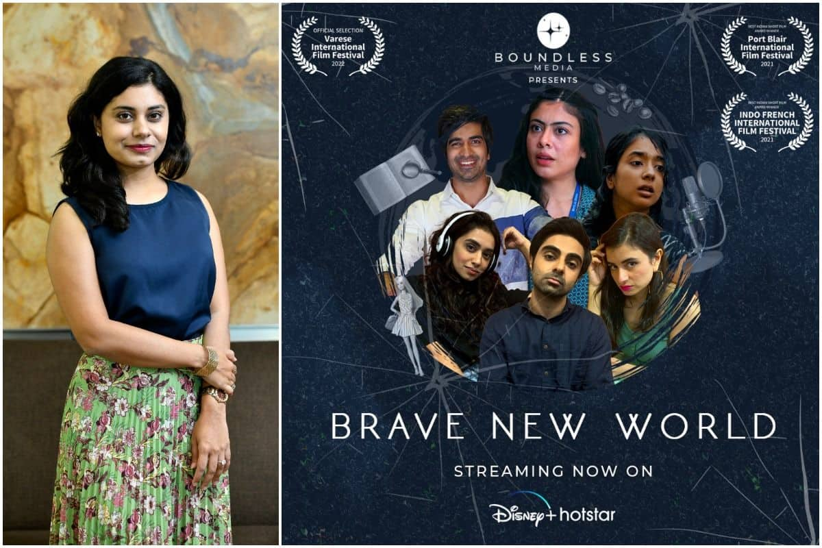 This Indian Net-Sequence Explores Alternate Actuality Like How Black Mirror Did | Interview With Creator Natasha Malpani Oswal