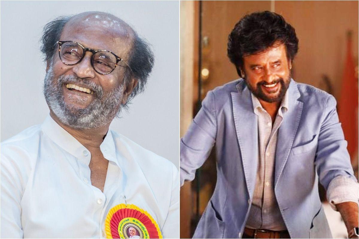 Actor's Shocking Before and After Makeup Photos - Rajinikanth