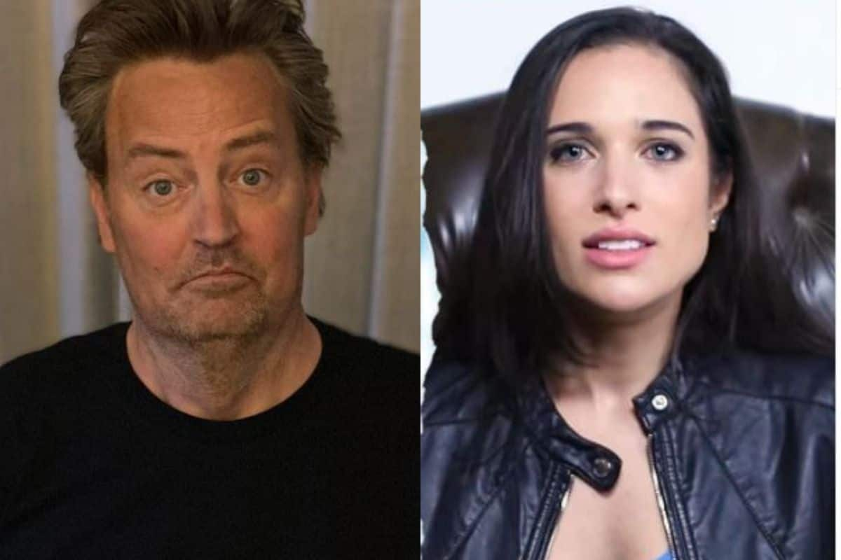 Friends Star Matthew Perry Aka Chandler Bing Calls-Off His Engagement With Fiance Molly Hurwitz