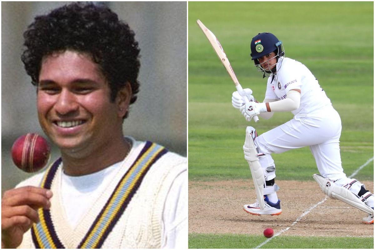 Shafali Joins Sachin in Elite Record