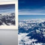 This Photo of a Snow-covered Mount Everest Behind Rahul Gandhi During Live Video Session Goes Viral