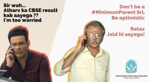 CBSE Uses 'Chellam Sir' Meme to Calm Anxious Parents Ahead of Class 10, 12 Results