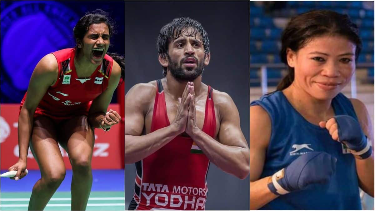 Tokyo Olympics 2020 India Squad Full List Of 115 Indian Athletes Qualified For Summer Games Sindhu Mary Kom Neeraj Chopra Bajrang The News Motion