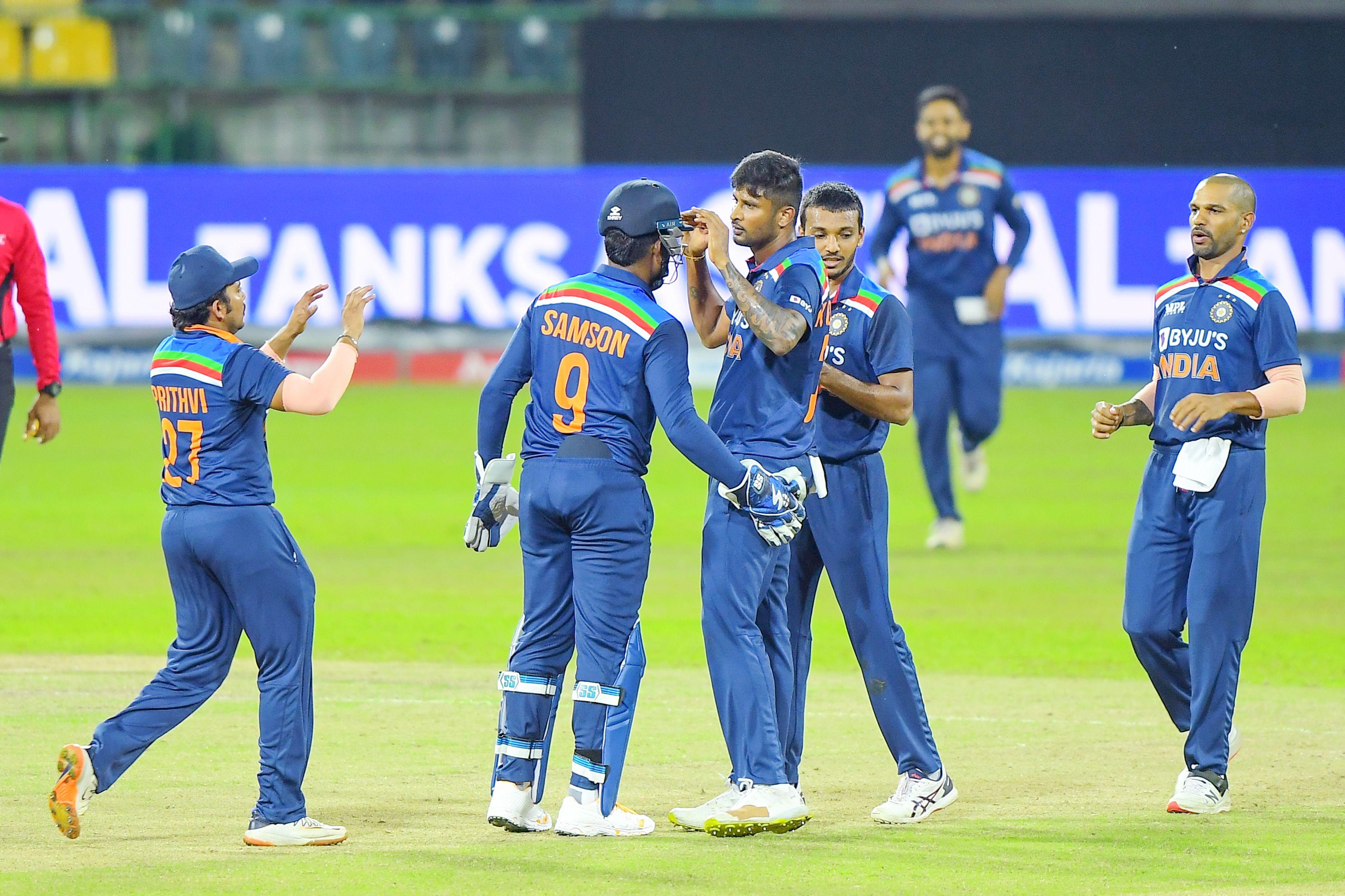 We Were 50 Runs Short, Says Shikhar Dhawan