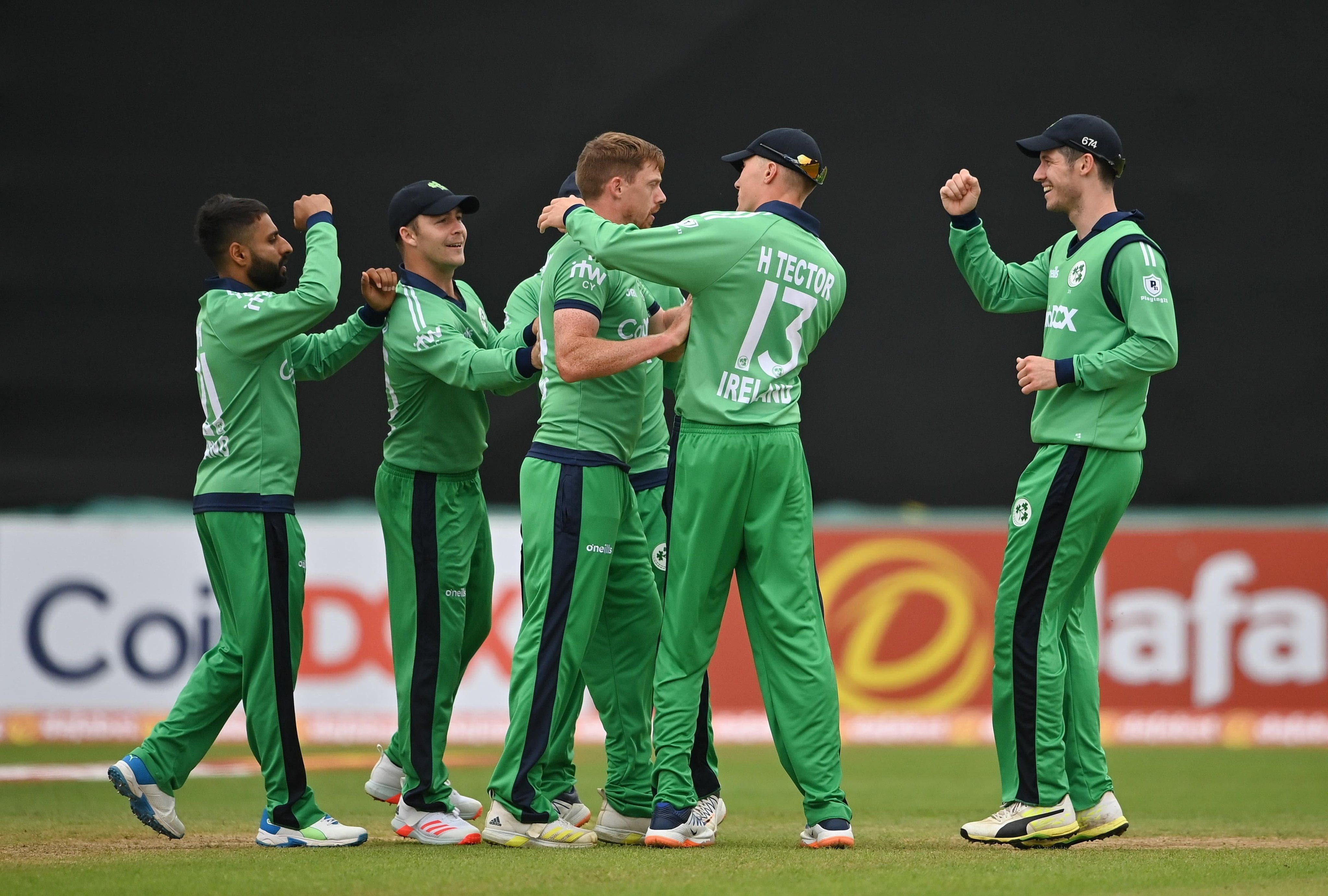 The Way Our Bowlers Bowled in The Middle And at The Death Was Amazing: Andrew Balbirnie