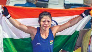Tokyo Olympics 2020, India's Dark Horse to Win a Medal: Mary Kom
