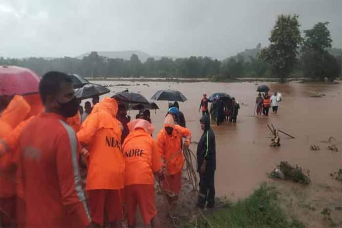 cm uddhav thackeray visit affected area