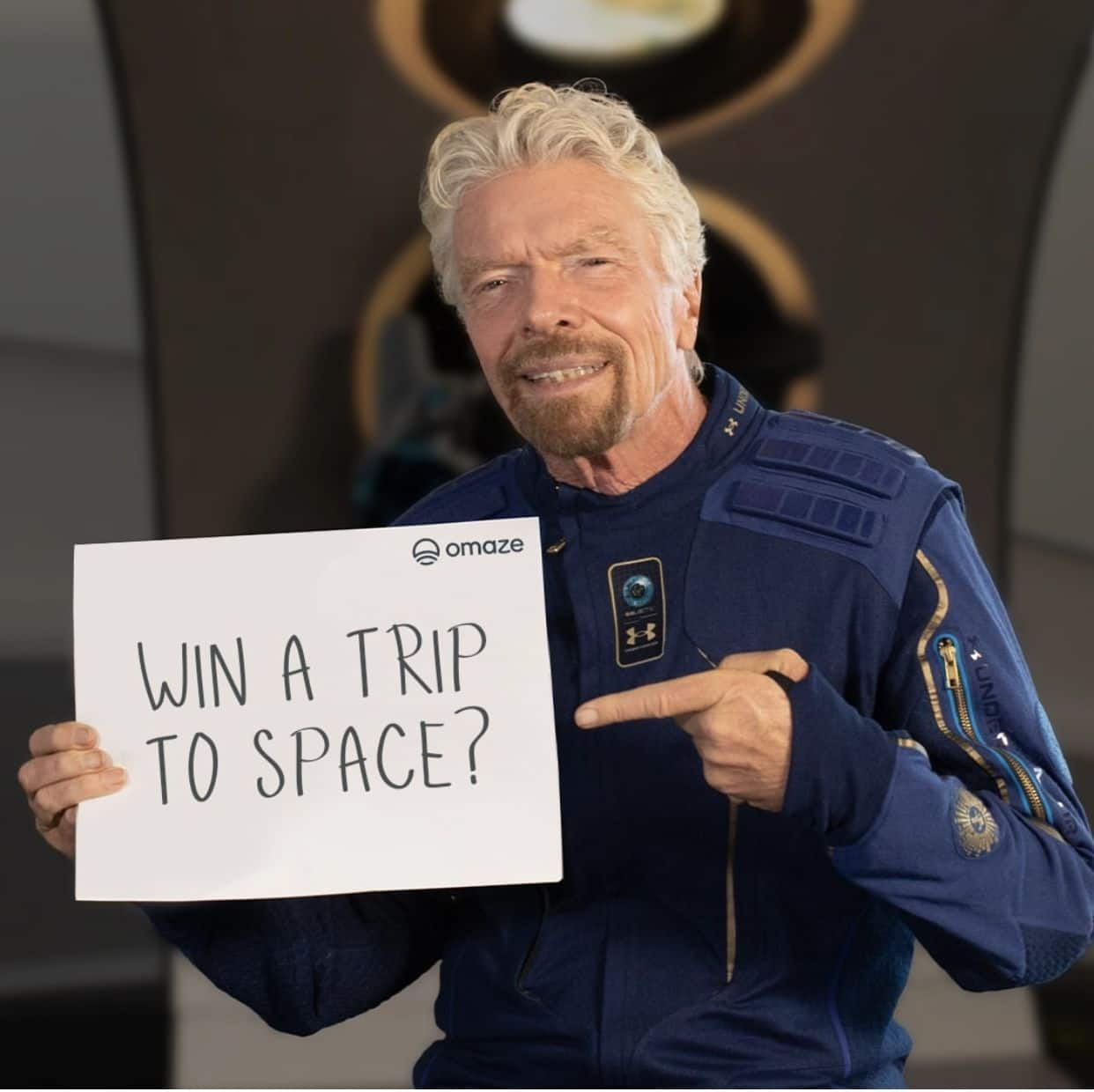 British businessman Richard Branson recently beat rival Jeff Bezos to reach the edge of space.