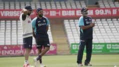 Virat Kohli And Co. Has Centre Wicket Training Session | See Pics