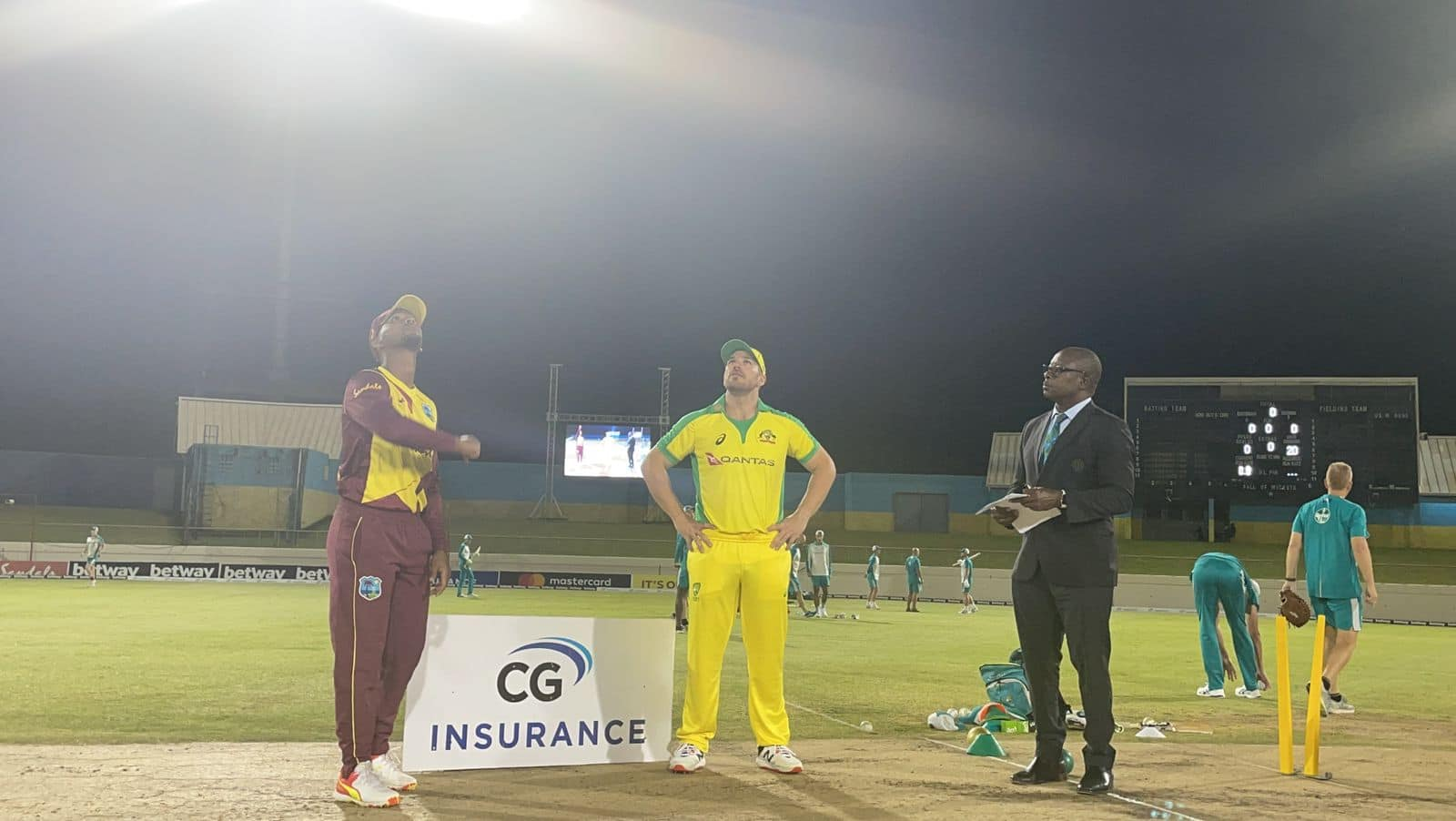 West Indies vs Australia Live Streaming Cricket, 4th T20I: When And Where to Watch