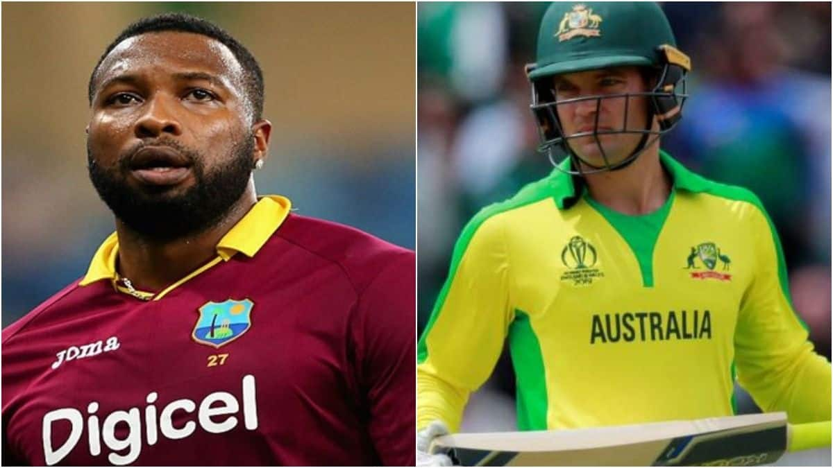 HIGHLIGHTS WI vs AUS Score 2nd ODI: Match Suspended Due to COVID-19 Positive Case