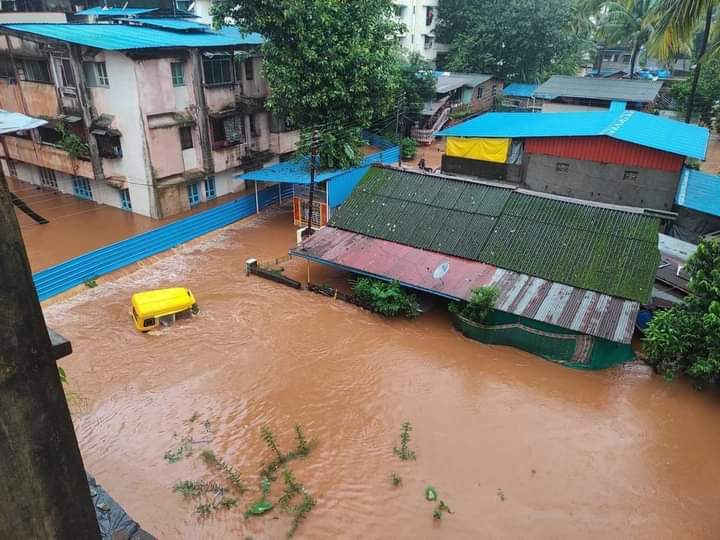Chiplun floods, chiplun rain, maharashtra