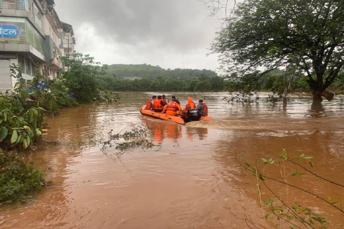 Maharashtra Rains LIVE: 7 Useless, Over 75,000 Individuals Shifted in Kolhapur; BMC Sends Staff
