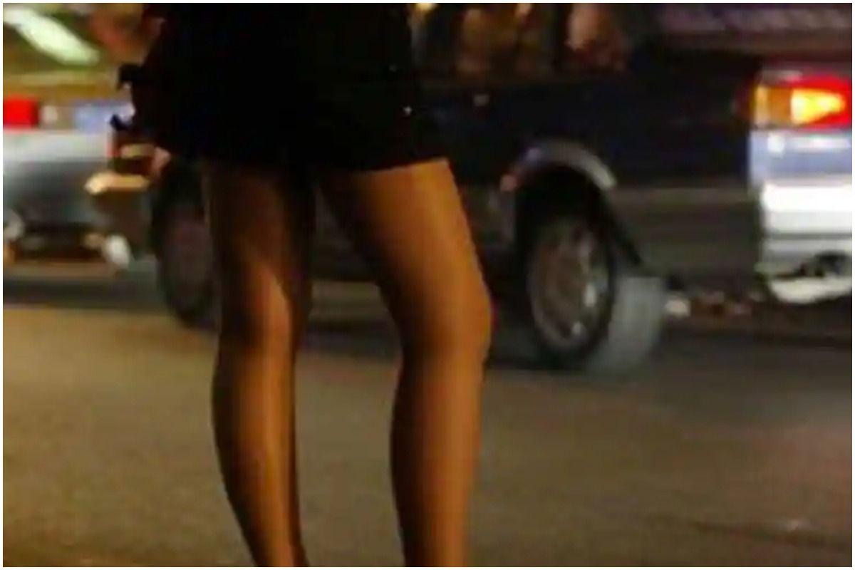 Prostitution racket