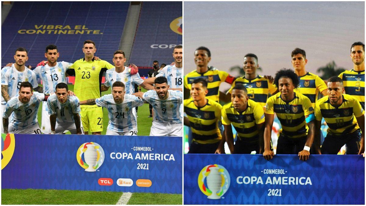 Match Highlights Argentina vs Ecuador Updates COPA AMERICA 2021: Argentina Beat Ecuador 3-0 to Book a Semi-Final Date With Colombia