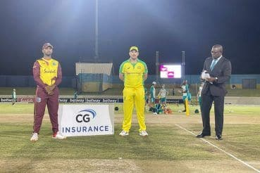 Match Highlights West Indies Vs Australia 3rd T20i Chris Gayle Fifty Guides Wi To 6 Wicket Win Hosts Take Impregnable Series Lead