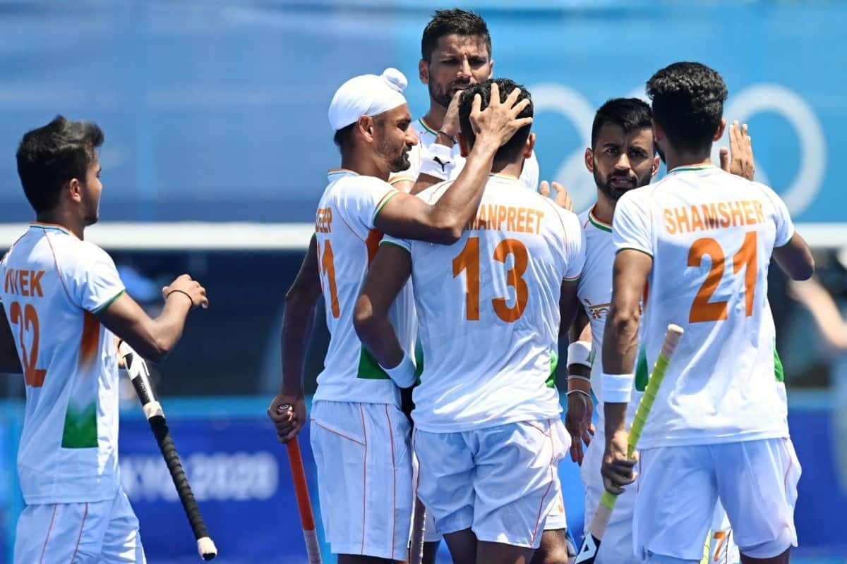 India vs Australia Match Highlights Hockey Tokyo Olympics Updates: IND 1-7 AUS, Manpreet & Co Suffer Massive Defeat Against Ruthless Kookaburras