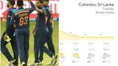 Sri Lanka vs India, 2nd T20I: Will Rain Play Spoilsport?