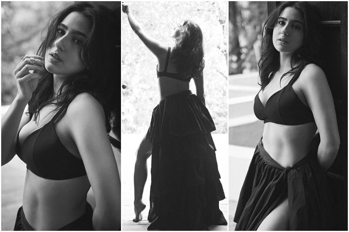 Sara ali khan latest photos