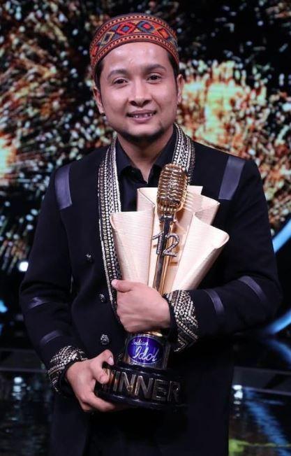 Pawandeep Rajan is the winner of Indian Idol 12