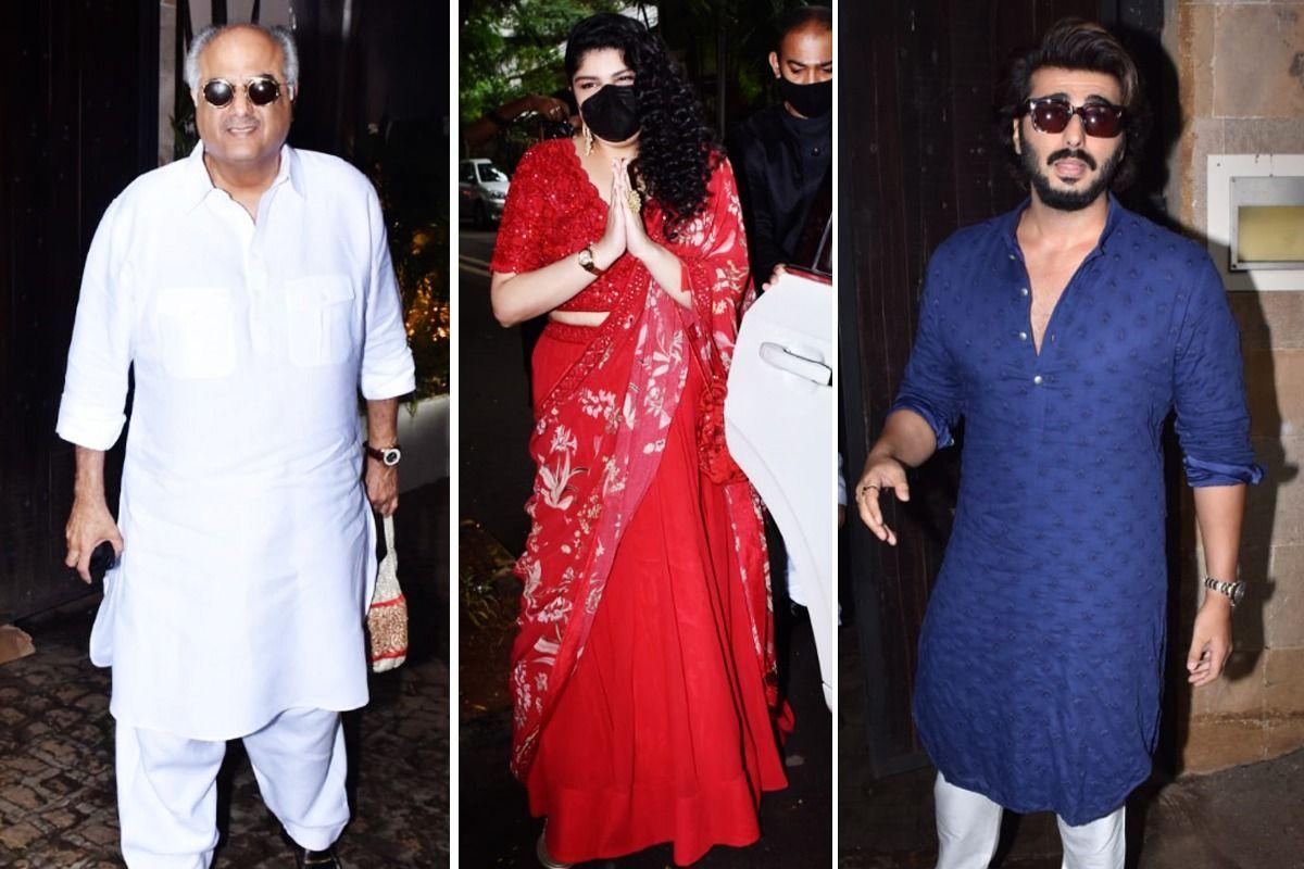 Rhea Kapoor-Karan Boolani's Wedding Pictures: Janhvi Kapoor, Arjun Kapoor Stun at The Private Ceremony