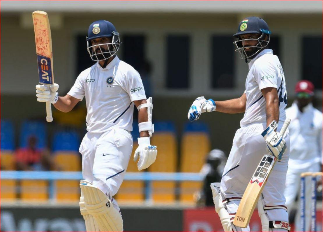 Ajinkya Rahane Team India icc