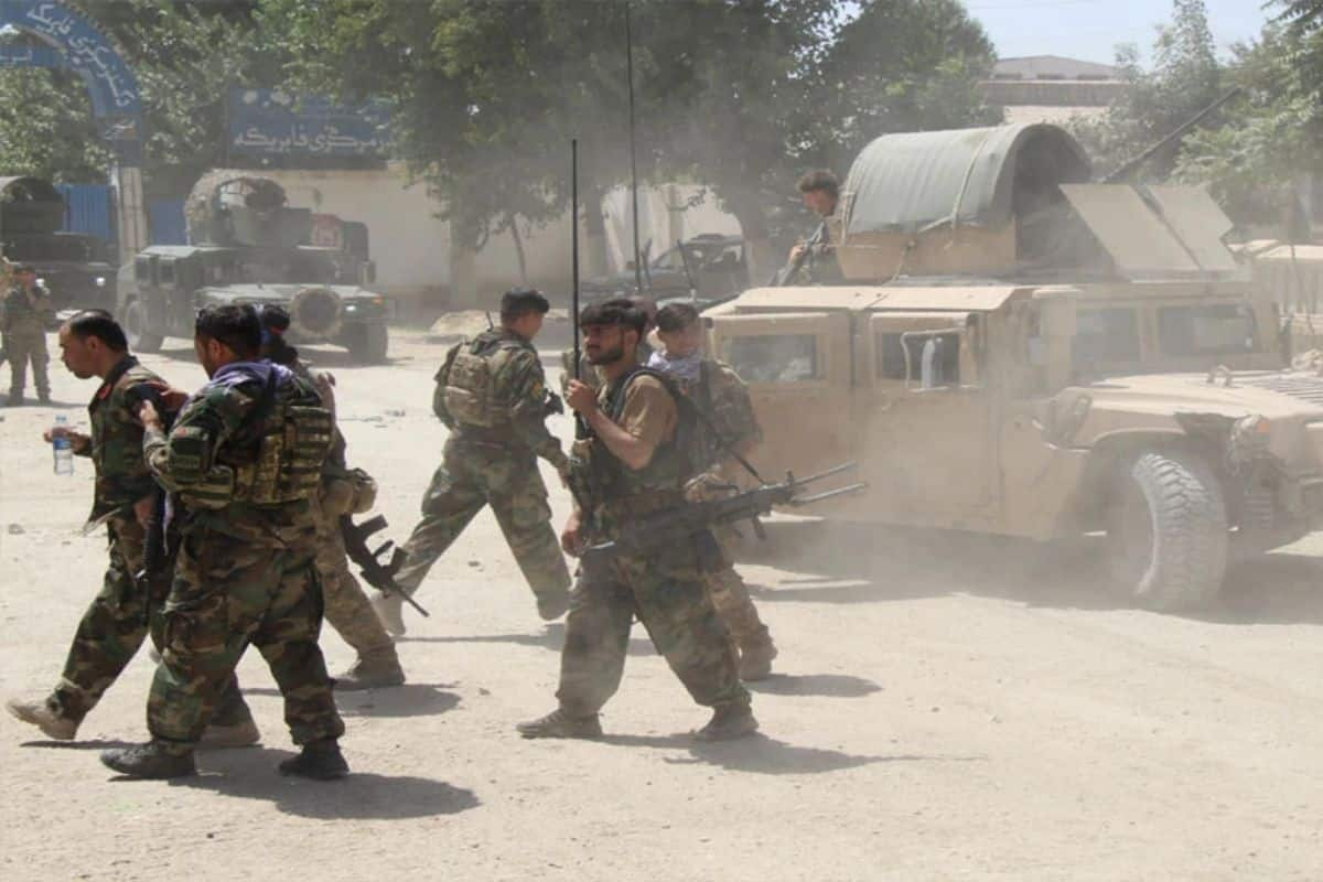 Taliban Free Prisoners from the US Bagram Airbase near Kabul