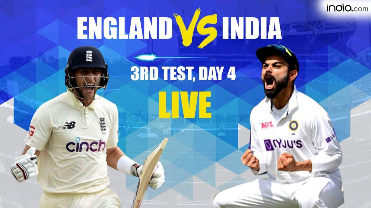 IND vs ENG Match Highlights 3rd Test Day 4: England Thrash India by an Innings And 76 Runs to Level Series 1-1
