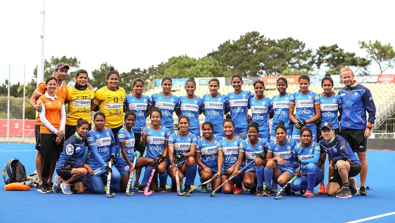 India Beat Australia 1-0 to Enter Women's Hockey Semifinals in Tokyo