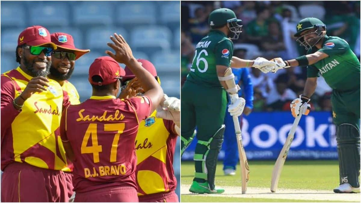 Highlights West Indies vs Pakistan 3rd T20I: Rain Washes Out Play in Guyana