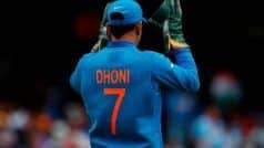 MS Dhoni to Mentor Team India in ICC T20 World Cup, Says Honorary Secretary Jay Shah