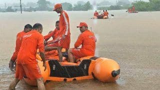 MP Rains: 60 People Stuck in Flooded Wedding Venue in Sheopur; Rescue Ops On