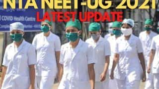 NEET-UG 2021: Phase 2 Registration to Begin Before Declaration of Final Results. Read Details