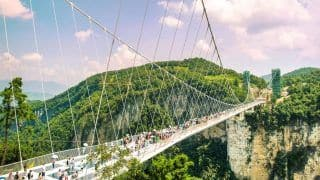 Visitors Can Now Take a Leap From 260 Meters Height at The World's Highest Bungee Jump – Know Where is it?