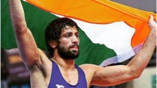 Tokyo 2020: Wrestler Ravi Dahiya Storms Into Olympic Final, Beats Nurislam Sanayev in Semis to Assure Another Medal For India