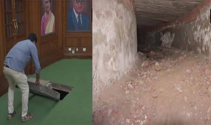 Mysterious tunnel in Delhi Assembly to Red Fort  still unknowon history    Delhi Assembly Tunnel  Delhi Assembly  Red Fort  Red Fort Tunnel