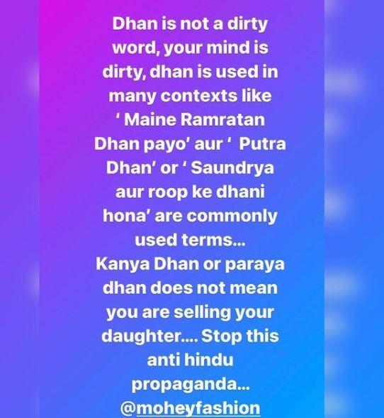 Kangana Ranaut Takes A Dig At Alia Bhatt's 'Kanyadaan' Ad Photo Credit: Instagram/@kanganaranaut