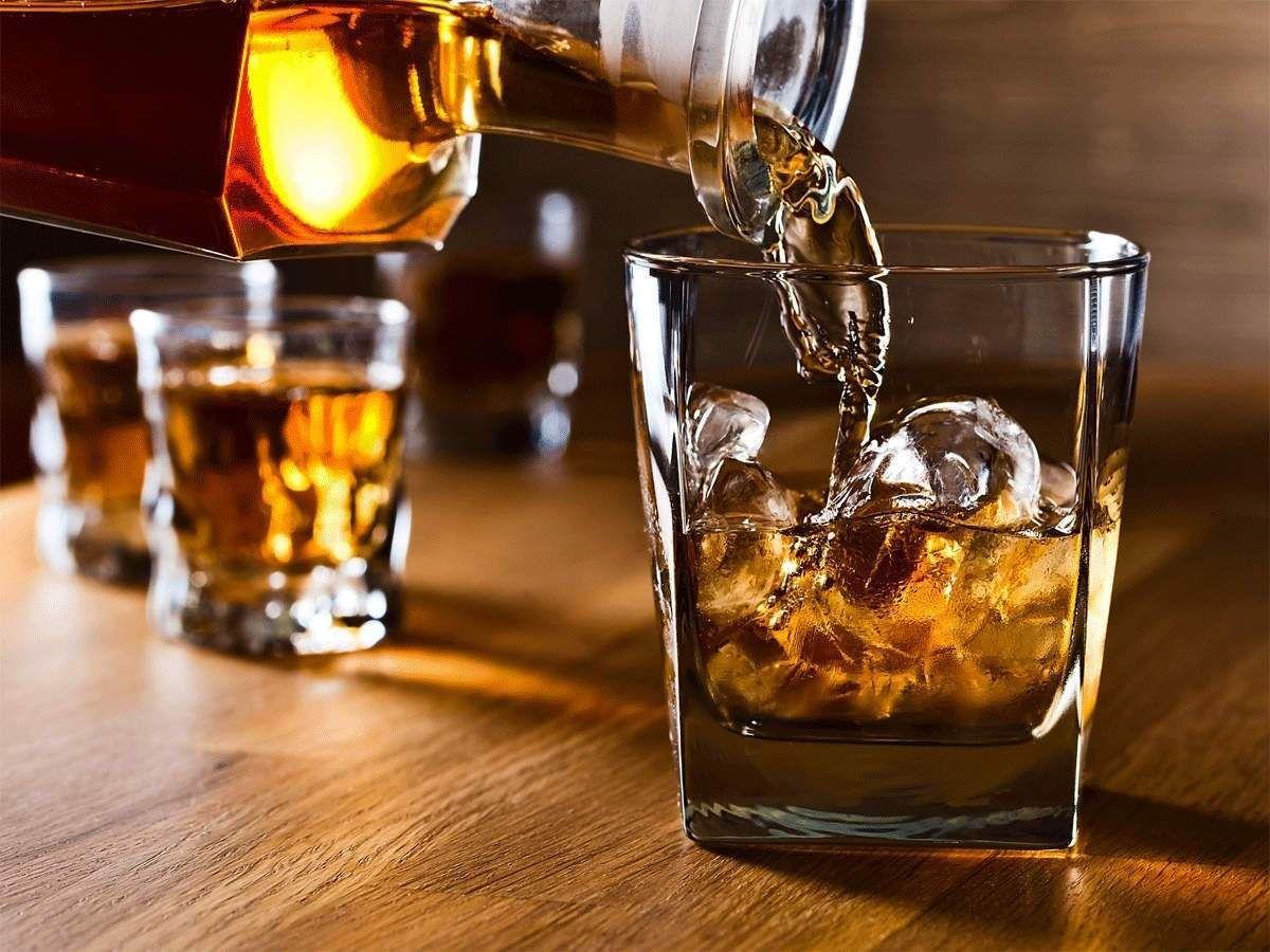Delhi Liquor Shops Closed